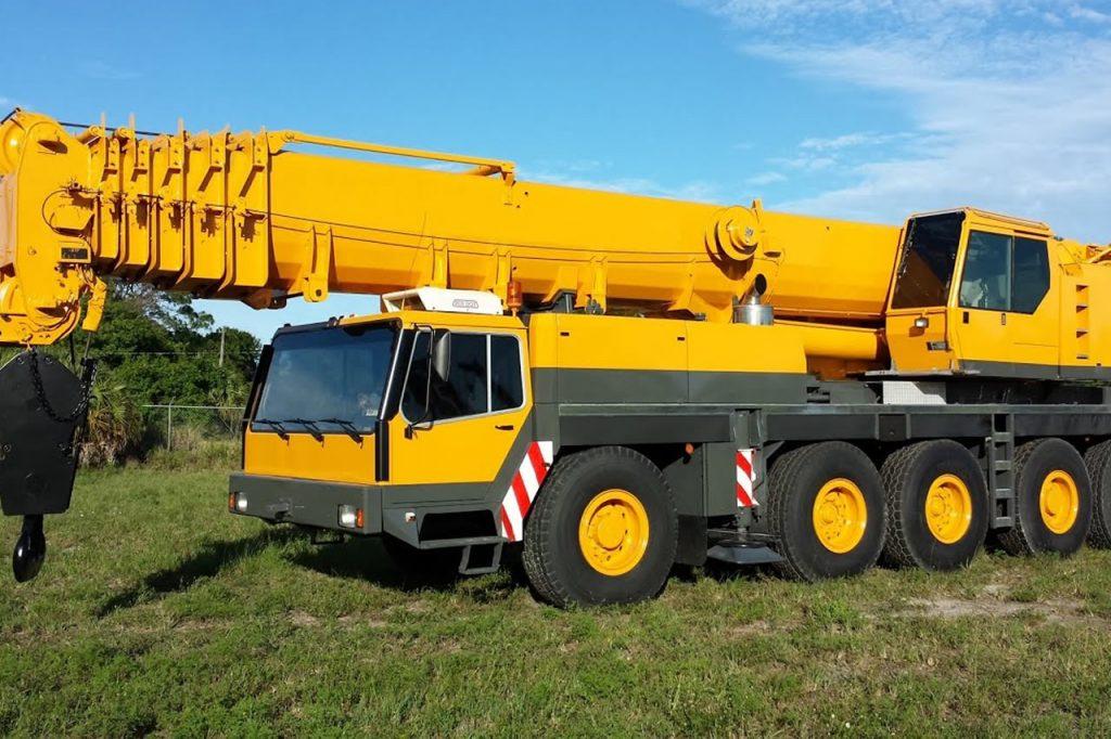 Liebherr LTM1120-1