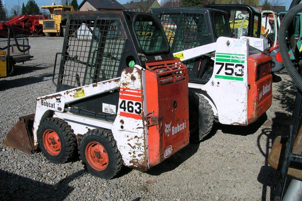 Bobcat S463